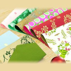 Gift Wrapping Papers